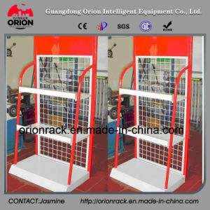 Supermarket Steel Shelf Display Racking