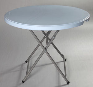 Plastic Small Round Dining Table (SY-80Y) pictures & photos