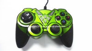 Fashionable PC Game Controller /Game Accessory (SP1011-Green)