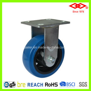 Fixed Plate Heavy Duty Caster with Welding Steel Housing (D701-36FA100X50) pictures & photos
