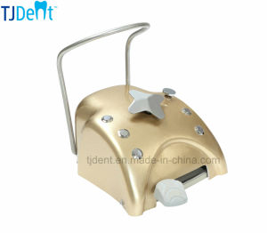 Luxury Gold Design Multifunctional Implant System Dental Unit Chair (Gold-8) pictures & photos