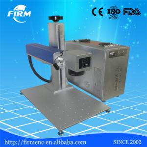20W Desktop Fiber Laser Marking Machine pictures & photos
