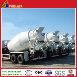 Cement Truck Mixer Tanker Trailer / Machine / Mixing Tank pictures & photos