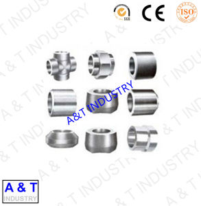 Carbon Steel Use PFA Teflon (R) Lining Pipe Fitting with High Quality pictures & photos