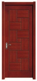 Liner Flush Wooden Door for Living Room pictures & photos