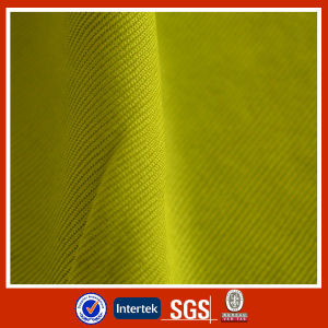 Yarn Dyed Knitted Polyester Rib Fabric pictures & photos