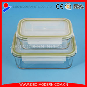 High Borosilicate Glass Ovenware Food Containers pictures & photos