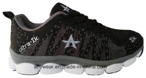 Athletic Footwear Men Flyknit Footwear Gym Sports Shoes (816-6968) pictures & photos