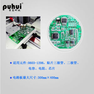 SMT LED Chip Mounter, Pick and Place Machine Mt602 pictures & photos