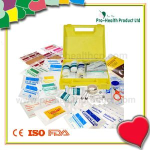 Plastic Waterproof Large First Aid Kit (PH029) pictures & photos