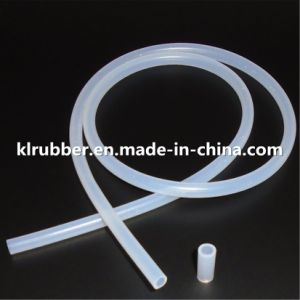 Food Medical Grade High Temperature Resistance Silicone Tube pictures & photos
