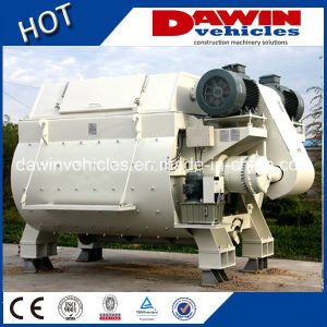 Hot Selling Js Series Js2000 Ready-Mixed Twin Shaft Concrete Mixer pictures & photos