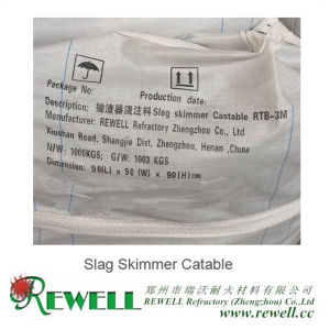 Slag Skimmer Castable pictures & photos