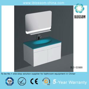 Modern MDF Bathroom Cabinet, Bathroom Furniture, Bathroom Vanity (BLS-EU068) pictures & photos