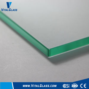 Clear Tempered/Toughened Glass Factory/Manufacturer pictures & photos