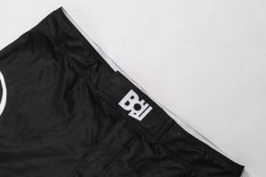 Healong Custom-Made Sportswear Digital Printing MMA Shorts for Men pictures & photos