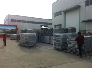 Galvanized Farm Gate Equipment Security Fence Temporary Fence for Sale pictures & photos