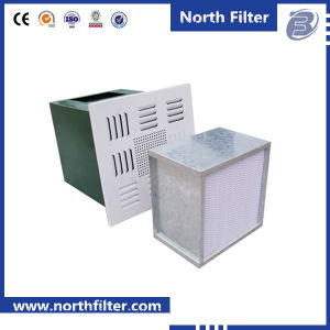 Ceiling Terminal HEPA Filter Box Module for Clean Room pictures & photos