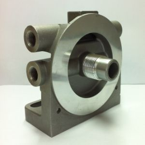 OEM Custom Aluminum Alloy Die Casting Parts pictures & photos