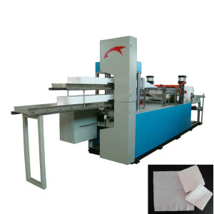 Fully Automatic Folding Paper Napkin Machine pictures & photos