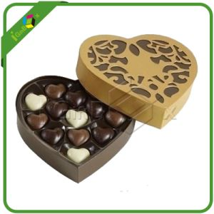 Heart Shaped Chocolate Box for Wedding pictures & photos