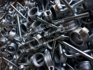 Galvanized Adjustable Scaffolding Shoring Prop Sleeve Nut pictures & photos