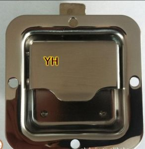 Stainless Steel AISI 304 Auto Toolbox Lock (GJ03) pictures & photos