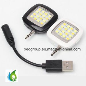 Mobile Phone Camera Night Selfie Flash LED Fill Light pictures & photos