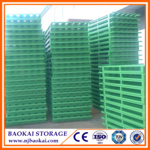 High Quality Low Price Metal Steel Pallet / Storage Warehouse Pallet Manufacture