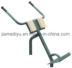 Outdoor Bodybuilding Fitness Equipment Back Stretcher Bench pictures & photos