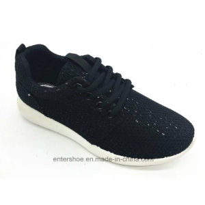 Five Colors Injection Women Sport Shoes (ET-JRX170453W) pictures & photos