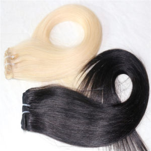 Brazilian Hair Products Remy Clip in Human Hair Extension pictures & photos