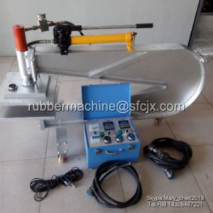 Small Point Type Conveyor Belt Jointing Vulcanizing Press (YXL-300X300) pictures & photos
