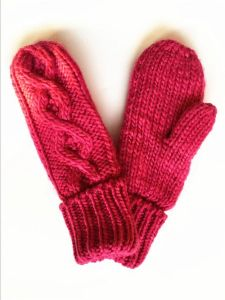 Lady Fashion Wool Gloves (JYG-25255) pictures & photos