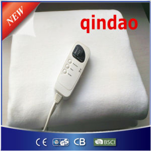 Non-Woven Fabric Electric Under Blanket with Overheat Protection pictures & photos