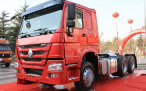 HOWO Sinotruk 420HP Tractor Head Truck pictures & photos