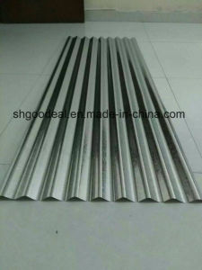 Aluminium and Zinc Corrugated Roofing Sheet for Building Material Steel pictures & photos