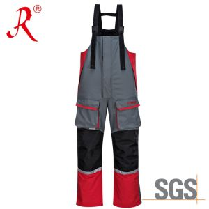 Winter Ice Fishing Bib Pants (QF-9081B) pictures & photos