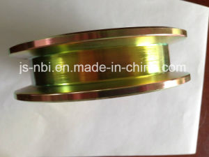 Brass Bright Precision Machining Cover pictures & photos
