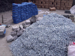 Zinc Umbrella Roofing Nails with Best Quality and Good Price (8G-13G) pictures & photos