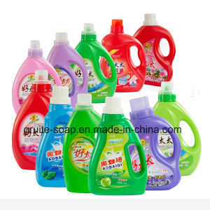 Economical Packing Clothes Washing Liquid Laundry Detergent pictures & photos