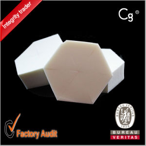 Hexagon Removable Triangel Latex Cream Make up Sponge Set pictures & photos