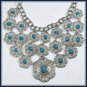 New Item Flower Pendant Necklace Fashion Jewellery pictures & photos