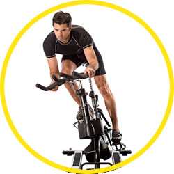 Fitness, Fitness Bike, Gym Equipment, Professional Realryder Spinning Bike (HT-2012) pictures & photos