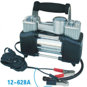 Air Compressor for Car (12V/24V/110V/220V-628A)