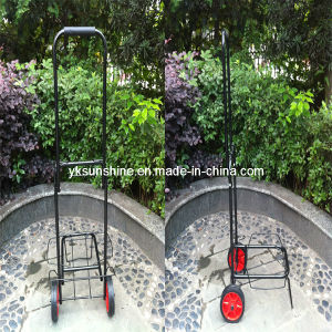 Foldable Luggage Trolley Cart (XY-433) pictures & photos