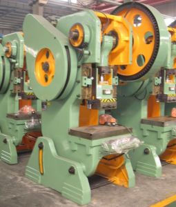 Open Frame Mechanical Punching Machine pictures & photos