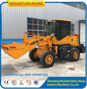 Chinese Mini Construction Machine Small Wheel Loader for Sale pictures & photos