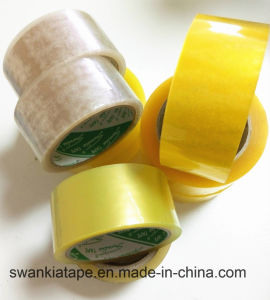 Have a Good Anti Cracking Performance BOPP Packing Tape pictures & photos