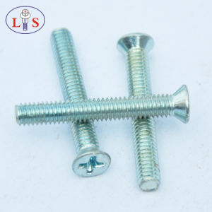 Countersunk Head Cross Recess Machine Screw pictures & photos